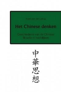 Book cover 'Het Chinese denken'